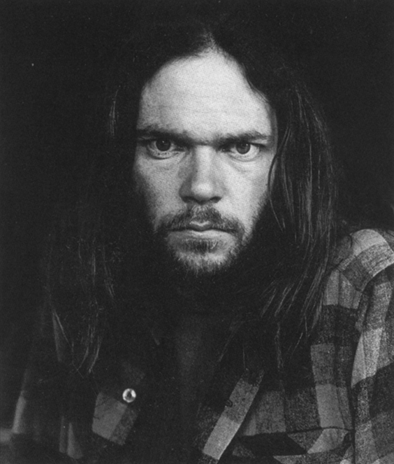 Neil Young In Concert  1971 Neil Young Neil Young