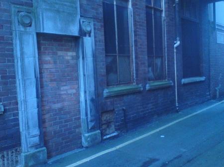 Bricked Up Door No Entry