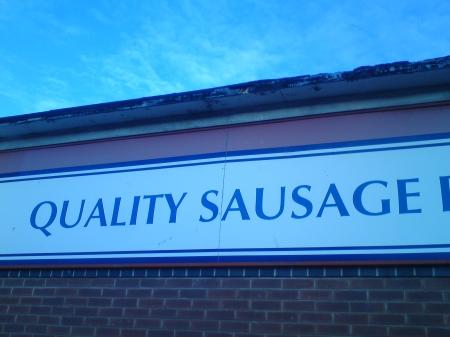 Quality Sausage Logo