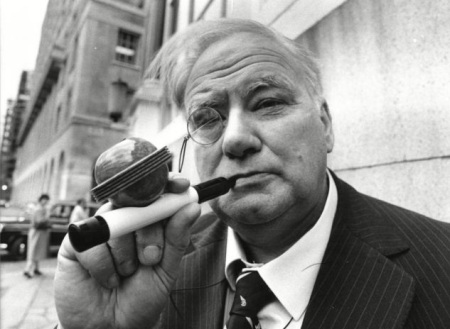 Sir Patrick Moore Pipe