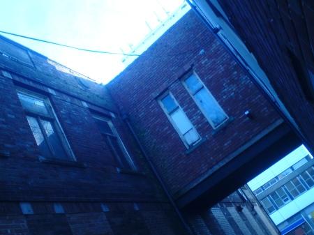 Sunderland building