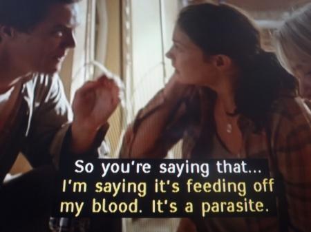 Bug (2006) Parasite