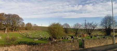 Grave Yard Enterance St Cuthberts Sunderland
