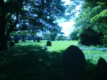 Sunderland Grave Yard