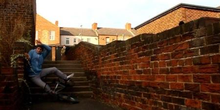 Jonny L Sunderland Bmx
