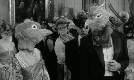 Judex Black & White film 1963