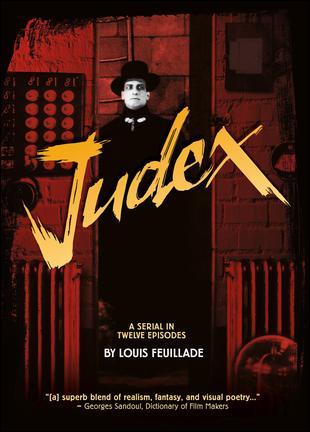 Judex film poster 1963