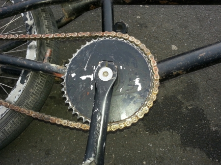 44 Tooth Sprocket BMX