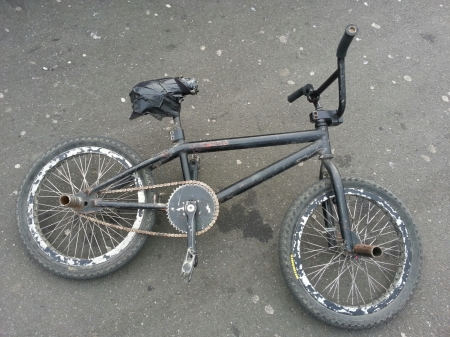 Solid DUKE bmx