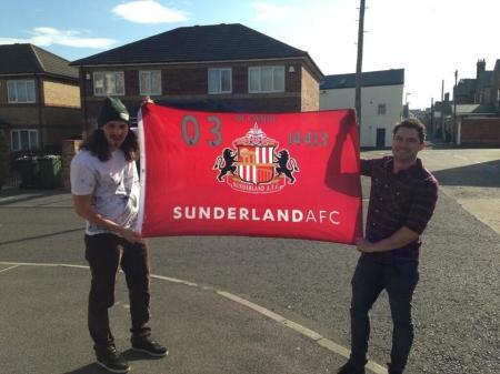 Sunderland Flag