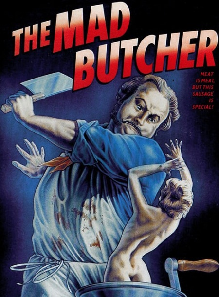 The Mad Butcher 1971 Film
