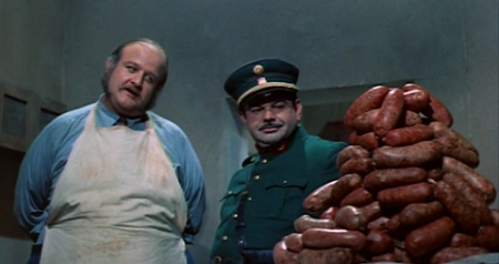 The Mad Butcher 1971 Sausage
