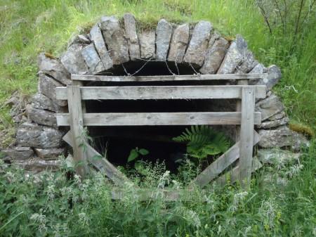 Stanhope Abandoned Mine