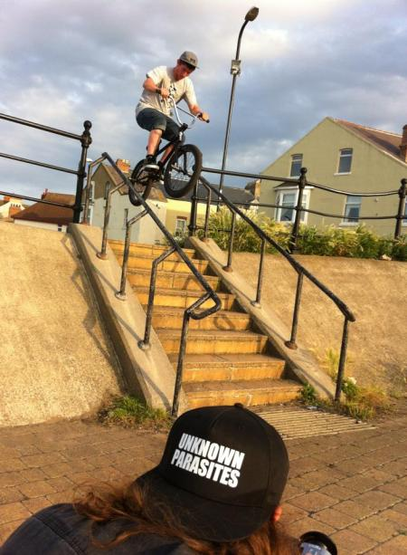 Unknown Parasites Sunderland Bmx