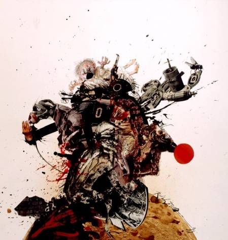 Ralph Steadman Child of our times