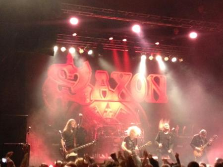 Saxon Newcastle 2013