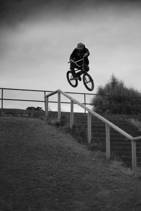 Scarborough Unknown Parasites Bmx