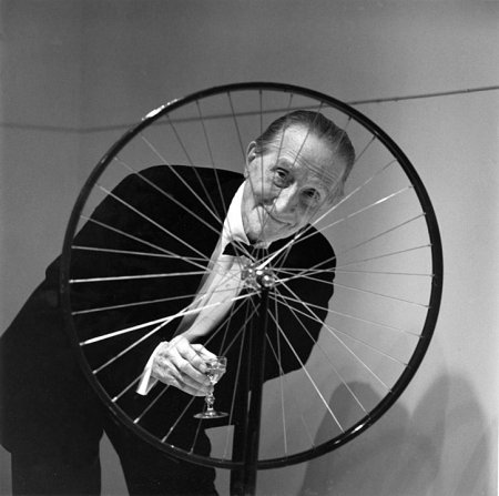 Marcel Duchamp at the Walker Art Center