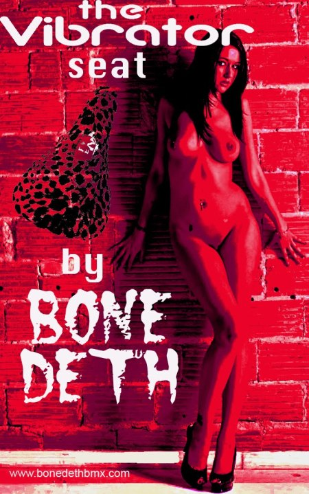 vibroseat bone deth BMX