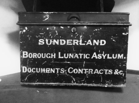 Sunderland Borough Lunatic Asylum Documents Case