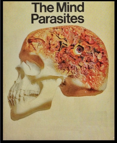 Unknown Parasites skull