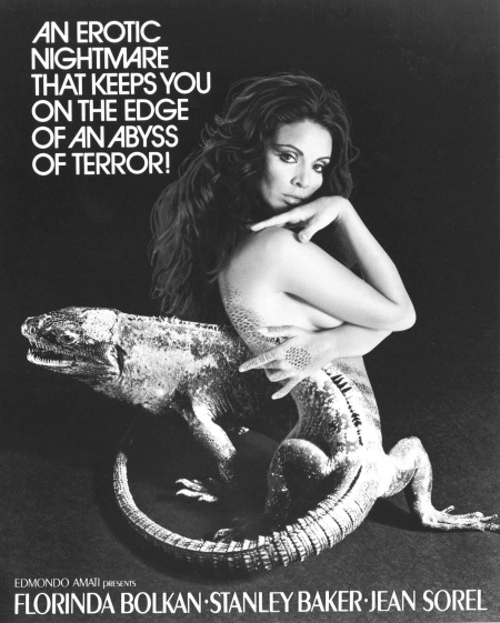 A Lizard in a Womans Skin 1971