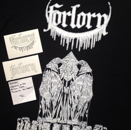 Forlorn Druids T-shirt BMX