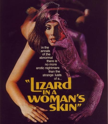 lucio fulcis lizard in a woman's skin Poster