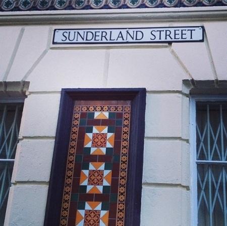 Sunderland STREET bmx