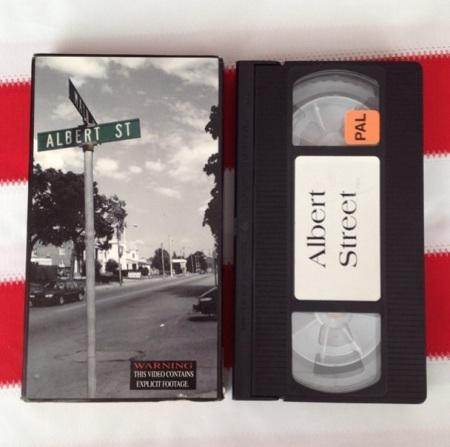 FBM Albert Street BMX VHS Video