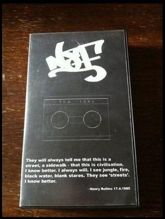 NSF VHS Video