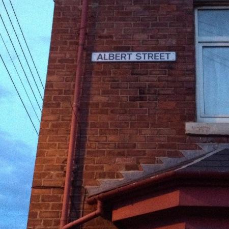 FBM ALBERT STREET BMX