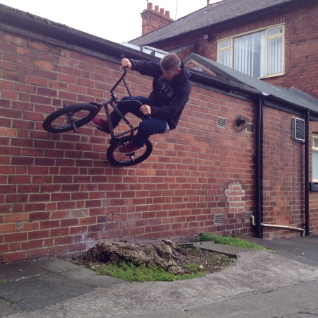 Sunderland Unknown Parasites BMX