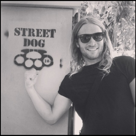 Unknown Parasites STREET DOG