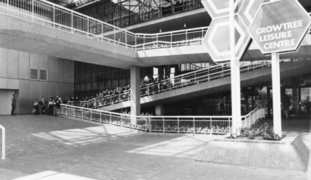 Sunderland Crowtree Leisure Centre