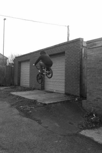 Cookie Sunderland BMX Team 2 Street