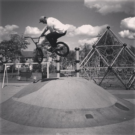 Rax Unknown Parasites Sunderland BMX UK