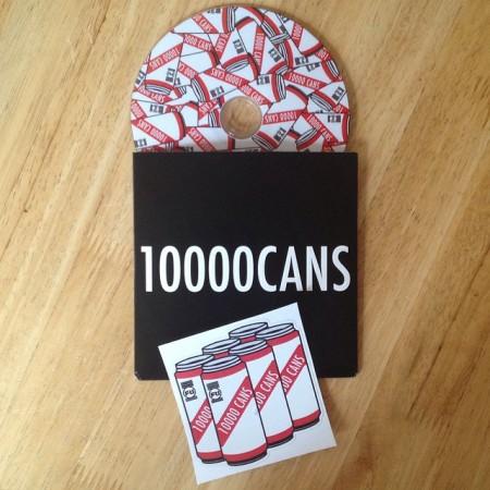 10000 Cans BMX London