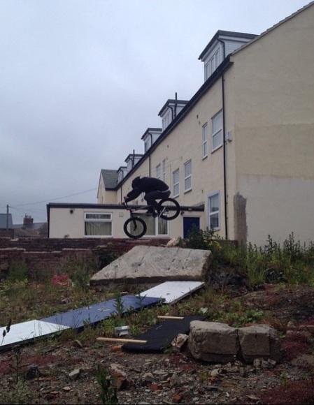 Raymond Inskipp 2015 Unknown Paraistes BMX